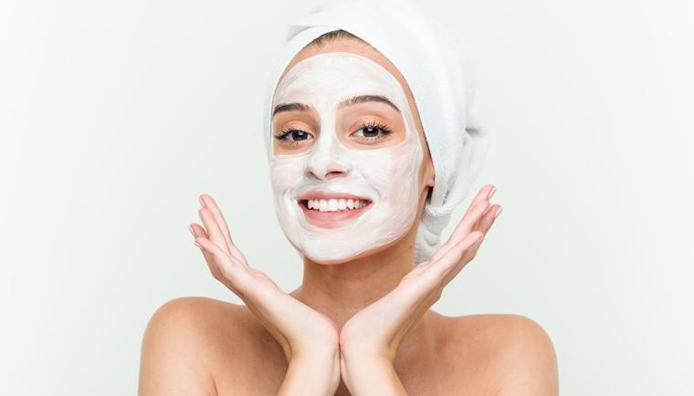 3 najúčinnejšie domáce pleťové masky