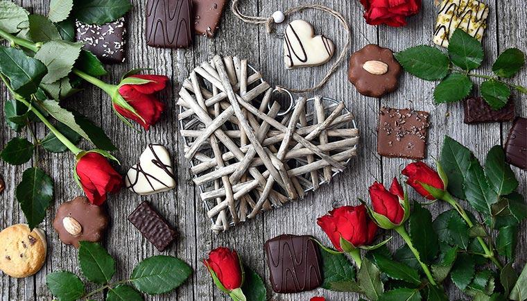 Pripravte svojej polovičke krásneho Valentína