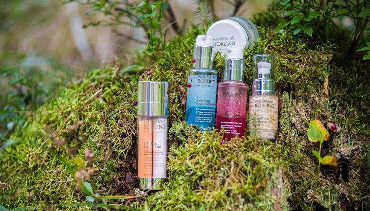 Telová kozmetika Annemarie Börlind - rozmaznávajte svoje telo prírodnou kozmetikou najvyššej kvality