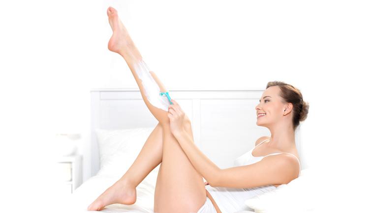 Ako na depiláciu bez podráždenia pokožky