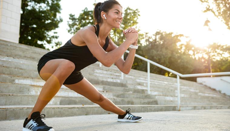 Ako pravidelný pohyb a cvičenie prospieva vašej pokožke