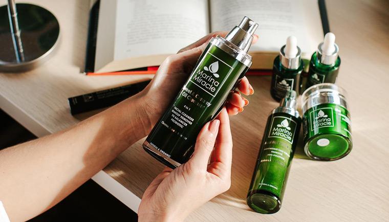 Marina Miracle: Výnimočná organická prírodná kozmetika z Nórska