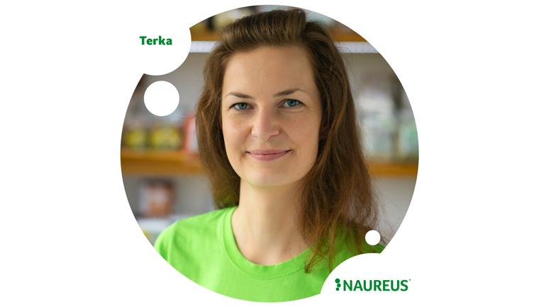 Člen tímu Naureus - Terka Petráková