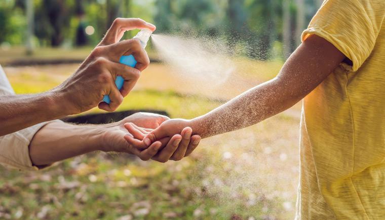 Prečo používať prírodný repelent a 5 receptov, ako si vyrobiť repelent doma