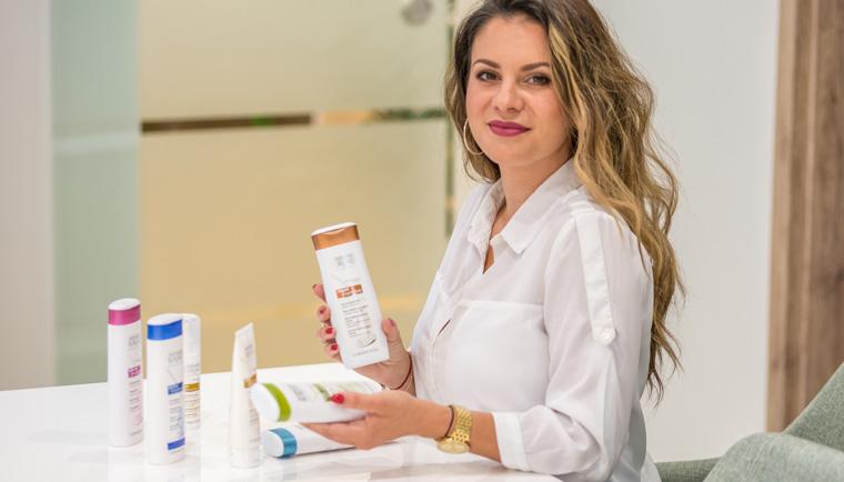 Vlasová kozmetika Annemarie Börlind - zdravé a krásne vlasy v 3 krokoch