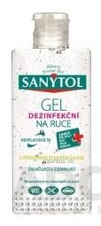 SANYTOL GÉL dezinfekčný na ruky 1x75 ml
