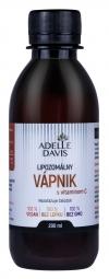 Adelle Davis - Lipozomálny vápnik, 200 ml