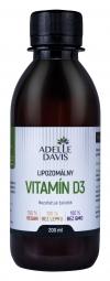 Adelle Davis - Lipozomálny vitamín D3, 200ml