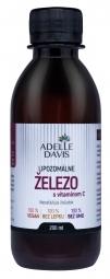 Adelle Davis - Lipozomálne železo, 200 ml