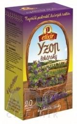 AGROKARPATY YZOP Lekársky protizápalový čaj 20x2 g (40 g)