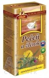 AGROKARPATY PEČEŇ a žlčník bylinný čaj, čistý prírodný produkt, 20x2 g (40 g)