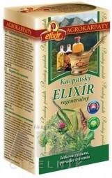 AGROKARPATY Karpatský ELIXÍR čaj regeneračný, 20x2 g (40 g)