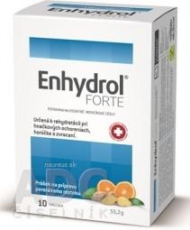 Enhydrol FORTE prášok vo vrecúškach 1x10 ks