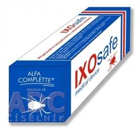 IXOsafe pre bezpečné odstránenie kliešťov 1x10 ml