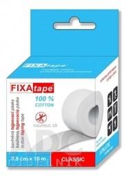FIXAtape CLASSIC ATHLETIC bavlnená tejpovacia páska 3,8 cm x 10 m 1x1 ks