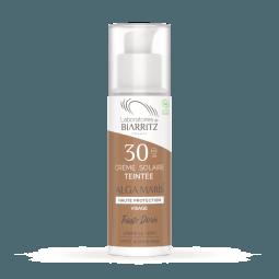 ALGA MARIS tónovací krém s faktorom SPF30  - 03 golden