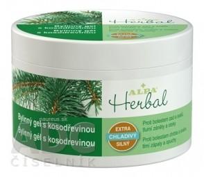 ALPA Herbal Bylinný gél s kosodrevinou chladivý 1x250 ml