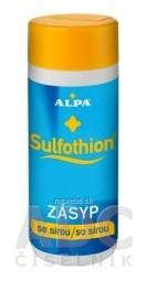 ALPA SULFOTHION ZÁSYP
