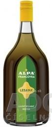 ALPA LESANA FRANCOVKA liehový bylinkový roztok 1x1 l