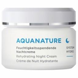 Aquanature System hydro - Hydratačný nočný krém 50ml