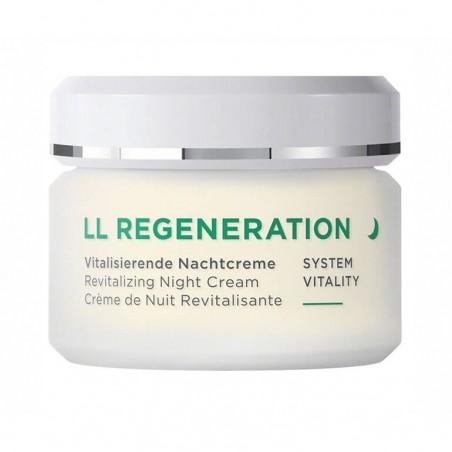 Regeneračný nočný krém +/- 30 rokov LL REGENERATION