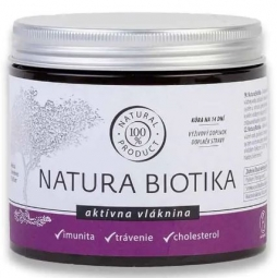 Natura Biotika - aktívna vláknina