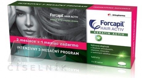 FORCAPIL HAIR ACTIV