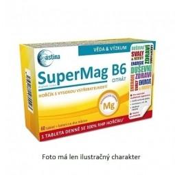 SuperMag B6 30 tbl. Astina Pharm