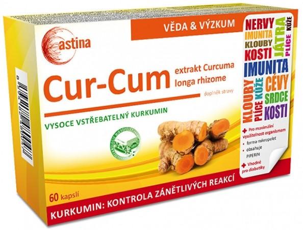 Astina Cur-Cum 60cps