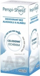 Perspi-Shield DEODORANT BEZ ALKOHOLU A HLINÍKA roll-on 1x50 ml