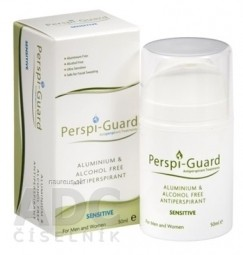Perspi-Guard SENSITIVE antiperspirant 1x50 ml