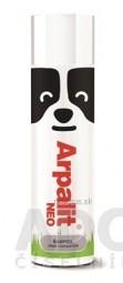 Arpalit NEO šampón proti parazitom s bambus. extr. pre zvieratá, 1x250 ml