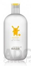 BABÉ DIEŤA Kúpeľový gél (Pediatric Bath gel, pH6) 1x500 ml