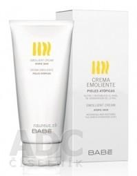 BABÉ TELO OMEGA Telové mlieko (Emollient Cream) 1x200 ml