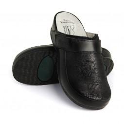 *Batz dámske zdravotné papuče Elena Black - veľkosť 41