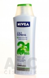 NIVEA HAIR CARE EXPRESS ŠAMPÓN A KONDICIONÉR 2V1
