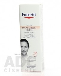 Eucerin HYALURON-FILLER očný krém proti vráskam