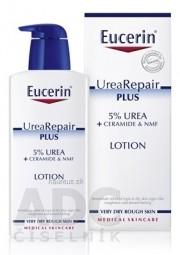 Eucerin UreaRepair PLUS Telové mlieko 5% Urea