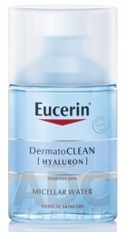 Eucerin DermatoCLEAN HYALURON Micelárna VODA 3v1 citlivá pleť 1x100 ml