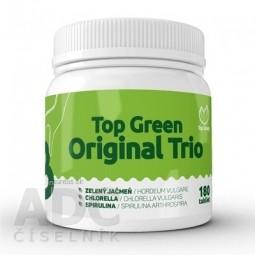Top Green Top Trio