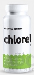 Top Green Chlorella tbl 1x750 ks