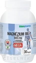 EDENPharma MAGNÉZIUM B6 MEGA