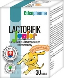 EDENPharma LACTOBIFIK junior