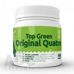Top Green Top Quatro