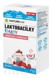 SWISS NATUREVIA LAKTOBACILKY BABY