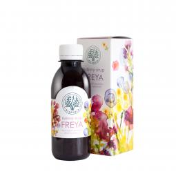 FREYA - bylinný sirup pre podporu ženského zdravia a plodnosti, 200 ml