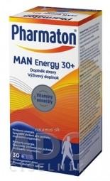 Pharmaton MAN Energy 30+ tbl 1x30 ks