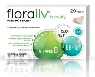 Floraliv kapsuly
