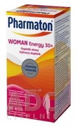 Pharmaton WOMAN Energy 30+ tbl 1x30 ks