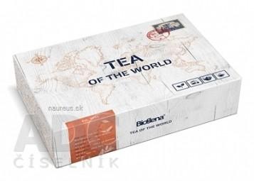 Biogena Tea Of The World kolekcia 6 druhov čajov po 10 vrecúšok, 1x60 ks